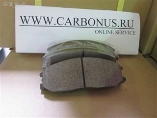 Тормозные колодки SsangYong Actyon Sports Новосибирск
