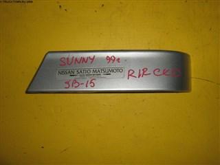 Планка под фары Nissan Sunny Уссурийск