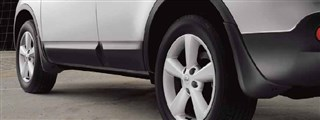 Брызговики комплект Nissan Qashqai Уссурийск