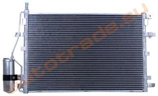 Радиатор кондиционера Volvo Xc90 Иркутск