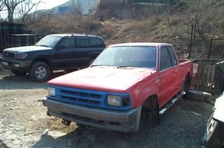 Кабина Mazda Proceed Владивосток