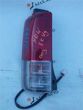 Стоп-сигнал Mitsubishi EK Wagon Владивосток