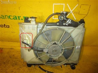 Радиатор основной Toyota Will VI Владивосток