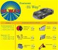 Решетка радиатора для Volkswagen Beetle