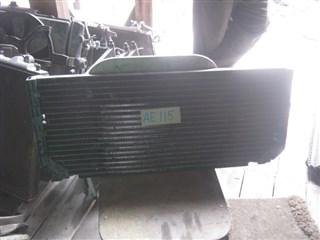 Радиатор кондиционера Toyota Carib Владивосток