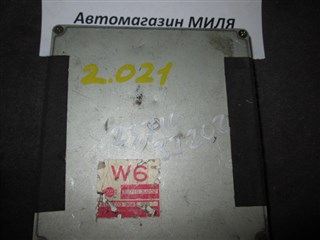Блок управления efi Nissan Primera Владивосток