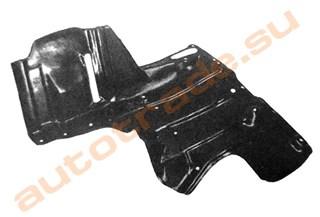 Защита двигателя Toyota Carina E Иркутск