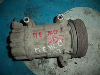 Компрессор кондиционера Peugeot 307 Новосибирск