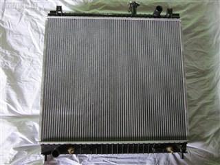 Радиатор основной Nissan Titan Уссурийск