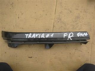 Планка под фары Subaru Traviq Владивосток