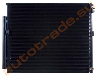 Радиатор кондиционера Toyota Hilux Vigo Улан-Удэ
