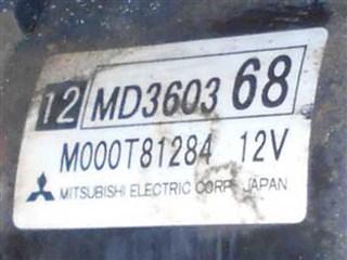 Стартер Mitsubishi Lancer Cedia Wagon Новосибирск