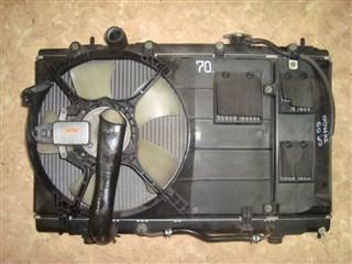 Радиатор основной Mitsubishi Dingo Хабаровск