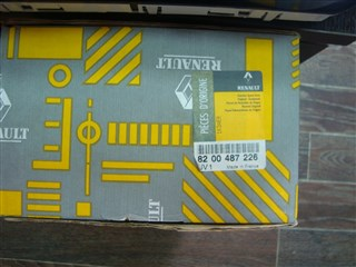 Панель приборов Renault Symbol Астрахань