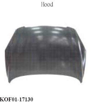 Капот KIA Cee'd Челябинск