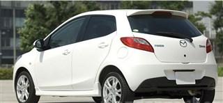 Спойлер Mazda 2 Уссурийск
