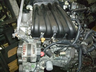 Двигатель Nissan Note Новосибирск