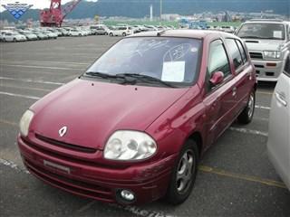 Крыло Renault Clio Челябинск