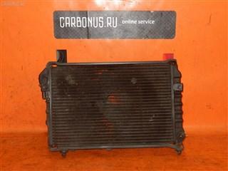 Радиатор основной Subaru Domingo Владивосток