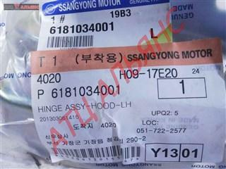 Петля капота SsangYong Korando Владивосток