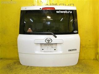 Дверь задняя Toyota Sienta Новосибирск