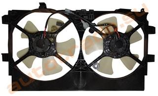 Диффузор радиатора Mitsubishi Lancer X Владивосток
