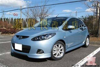 Обвес Mazda 2 Уссурийск
