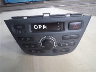 Блок управления климат-контролем Toyota Opa Владивосток