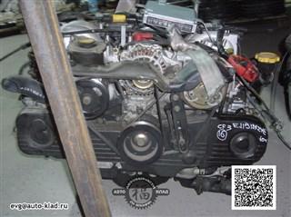 Двигатель Subaru Impreza Новосибирск