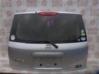 Дверь задняя Nissan Note Владивосток