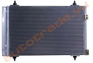 Радиатор кондиционера Peugeot 307 Иркутск