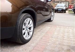 Брызговики комплект BMW X1 Уссурийск
