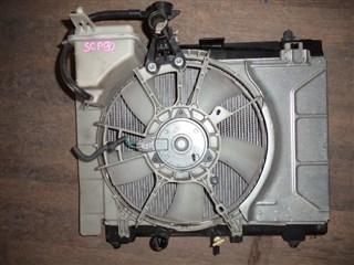 Радиатор основной Toyota Vitz Владивосток