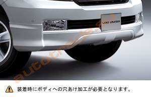 Спойлер Toyota Land Cruiser 200 Владивосток