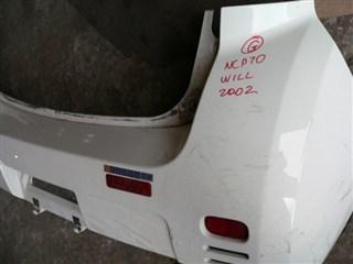 Бампер Toyota Will Хабаровск