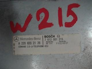Блок реле Mercedes-Benz CL-Class Владивосток