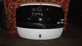 Дверь задняя Toyota Will Cypha Владивосток