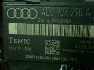 Блок управления климат-контролем Audi Q7 Владивосток