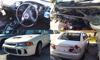 Крыло Mitsubishi Lancer Evolution Находка
