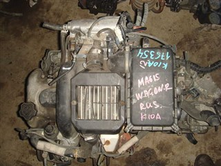 Двигатель Suzuki Wagon R Wide Владивосток