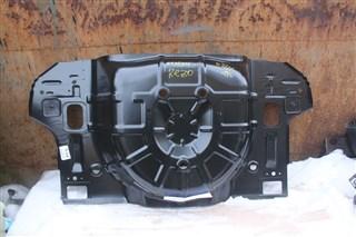 Пол багажника пластик Chevrolet Rezzo Бердск