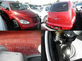 Радиатор основной Chrysler Pt Cruiser Улан-Удэ