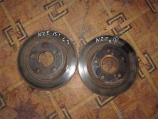 Тормозной диск Toyota Auris Хабаровск