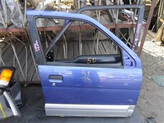 Дверь Daihatsu Terios Владивосток
