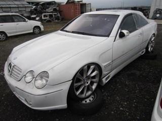 Молдинг на бампер Mercedes-Benz CL-Class Владивосток