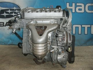 Коллектор выпускной Honda Civic Новосибирск