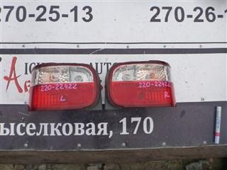 Стоп-сигнал Honda That's Владивосток