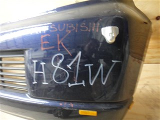 Бампер Mitsubishi EK Wagon Новосибирск