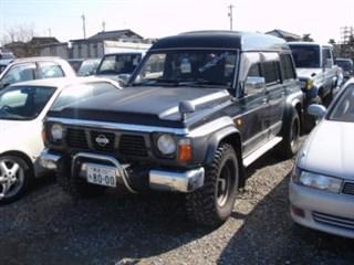 Бампер Nissan Safari Владивосток