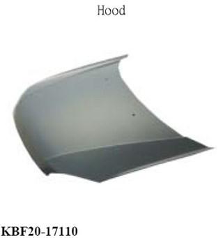 Капот Hyundai Getz Челябинск